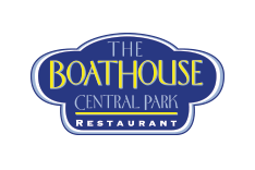 BoatHouse Restaurant - Logo & menu designed for this iconic eatery in Central Park