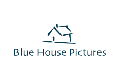 Blue House Pictures - Logo design and sales collateral