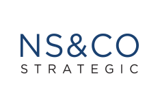 NS&CO Strategic - Logo and website design