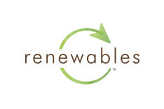 Renewables - Logo, website and package design